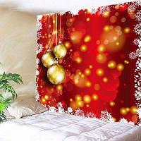 Настенные висячие рождественские блесна Dot Print Tapestry ширина59дюймов*длина51дюйм