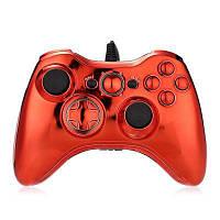 Проводной контроллер для игры для Xbox 360 Красный