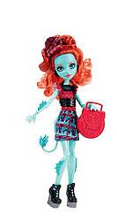 Monster High Lorna McNessie Monster Exchange Кукла Монстер Хай Лорна МакНесси серия Монстры по обмену
