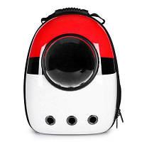 Космическая капсула Космонавт Pet Cat Открытый рюкзак для пузырей стиль A