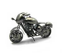"Сувенир из металла ""Мотоцикл"" в стиле техно-арт"