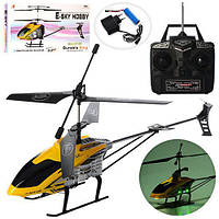 Вертолет X990, р/у, аккум, 65см, свет, 3, 5 канала, в кор-ке, 67-29-10, 5см