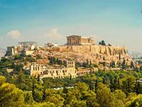 Туры в Грецию отдых экскурсии шоп-туры за шубами и недвижимостью