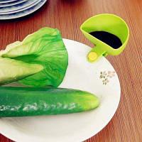 Блюда для специй с зажимом 2PCS Зелёный
