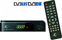 Эфирный цифровой приемник стандарта DVB-T/T2 UCLan T2 HD SE INTERNET
