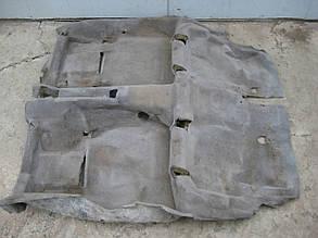 Ковер коврик салона Mercedes Benz 124 Мерседес Бенц 124