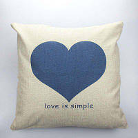 DIHE Простой Love Cushion Диван Главная Декоративные Белье Подушка Обложка Цветной