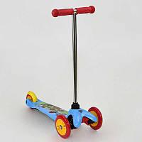 Самокат детский Щенячий Патруль колёса PVC