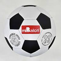 Мяч футбольный F 21957 (60) 1 вид, 400-420 грамм, материал PU