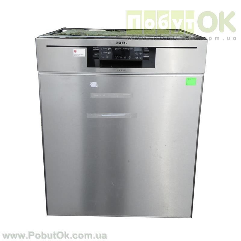 Посудомоечная Машина AEG F67079UM0P (Код:1314) Состояние: Б/У