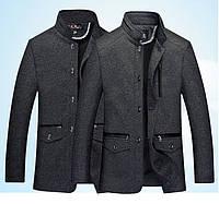 Пальто s.Oliver мужское кашемировое.