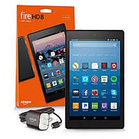 Новый планшет Amazon Kindle Fire HD 8 16GB 2017 Black из США