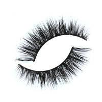 KESMALL CO607 Накладные ресницы Природные трехмерные подмышки для глаз Средства для макияжа 1Pair