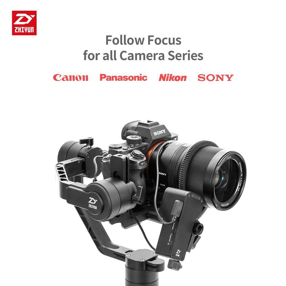 Механический Follow Focus для Zhiyun Crane 2 (Servo Follow Focus) (СMF-01)