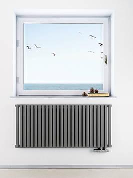 TERMA Дизайн радиатор Nemo 530*1455 RAL