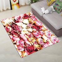 Мода Личность Роза Лепесток Pattern Ковер 40x60см
