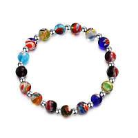 Мода ручной работы эластичные браслеты из бисера DIY ювелирные изделия