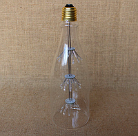 Светодиодная лампа Эдисона RGB D100*246 3W E27 , фото 1