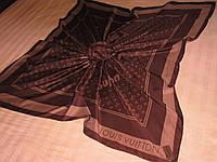 Платок Louis Vuitton шёлковый можно приобрести на выставках в доме одежды город Киев