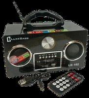 Радио-Колонки LUXE BASS LB-102