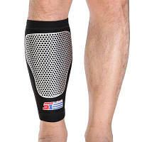ShouXin SXB32 компрессионной рукав для защиты икроножной мышцы в футболе баскетболе беге XL