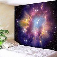 Галактическая печать настенная вешалка ширина59дюймов*длина51дюйм