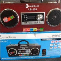 Радио-Колонка LUXE BASS LB-105