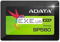 """Твердотельный накопитель SSD 2.5"""" ADATA Premier 240GB SP580 SATA TLC (ASP580SS3-240GM-C)"""