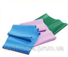 Комплект ленты эспандеры для пилатеса, гимнастики, фитнеса  3 шт (толщина 0,4 / 0,5 / 0,65)