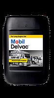 Mobil Delvac XHP Extra 10W-40 дизельное моторное масло, 20 л