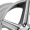 NICHE APEX Silver with Machined Spokes, фото 2