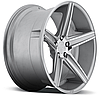 NICHE APEX Silver with Machined Spokes, фото 4