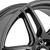 NICHE NR6 Anthracite with Milled Spokes, фото 2