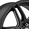 NICHE NR6 Matte Black with Milled Spokes, фото 2