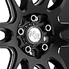 NICHE NR6 Matte Black with Milled Spokes, фото 3