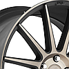 NICHE SURGE Black with Machined Face and Double Dark Tint, фото 2