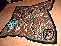 Платок Gucci шёлковый можно приобрести на выставках в доме одежды город Киев