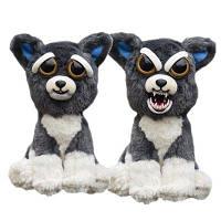 Новинка Мягкая игрушечная игрушка для животных с плюшевым плюшевым мишкой 1 шт. Серый
