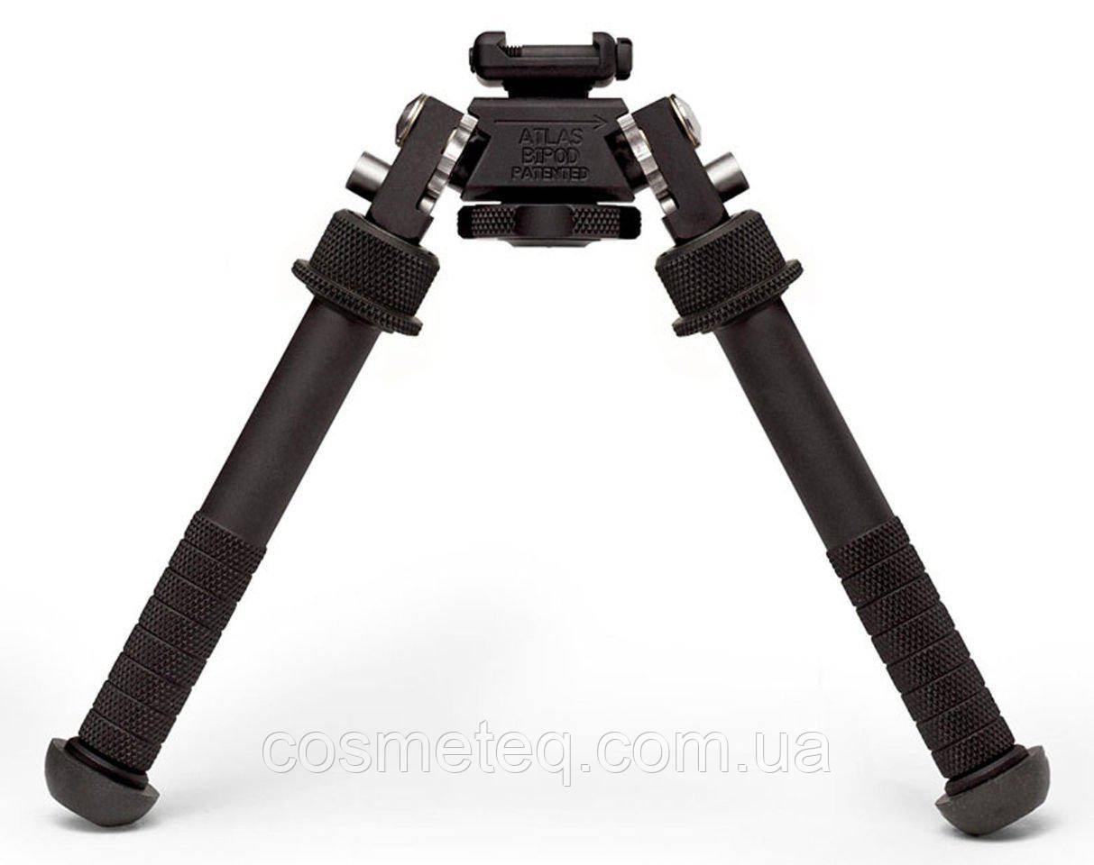 Сошки упор для ружей Accushot Atlas Bipod Standard Two Screw 1913 Rail Clamp