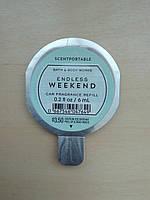 "Ароматизатор в машину Bath & Body Works  ""ENDLESS WEEKEND"""