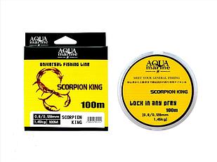 Леска Scorpion King 100м (Aqua Marine)
