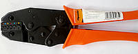 Клещи 0,5–6 мм для обжима электрокабеля SPARTA 177065