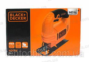 Электролобзик Black+Decker KS501, фото 2