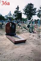Памятник из лезниковського гранита