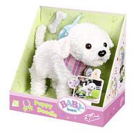 Интерактивная игрушка Zapf Creation Baby born 823668 Бэби Борн Собака Пудель