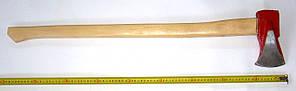 Топор колун с деревянной ручкой