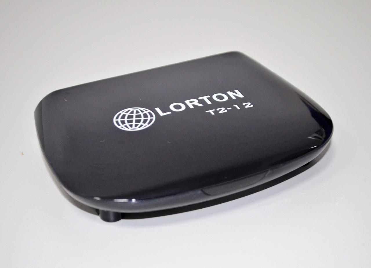 LORTON T2-12 LED IR HD - Т2 Тюнер  DVB-T2, фото 1