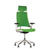 Кресло офисное HIP-HOP R HR White (Хип-Хоп) Новый стиль