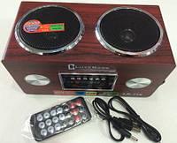 Радио-Колонки LUXE BASS LB-116