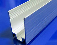 Алюминиевый профиль для светодиодного неона 1м